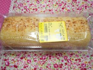 フワフワ生地で美味しい、ロールケーキ