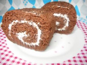チョコロール:クリスマスにオススメのお菓子