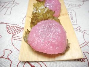 さくら餅&ひし餅(2020年)