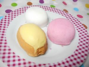 かるかん&レモンケーキ